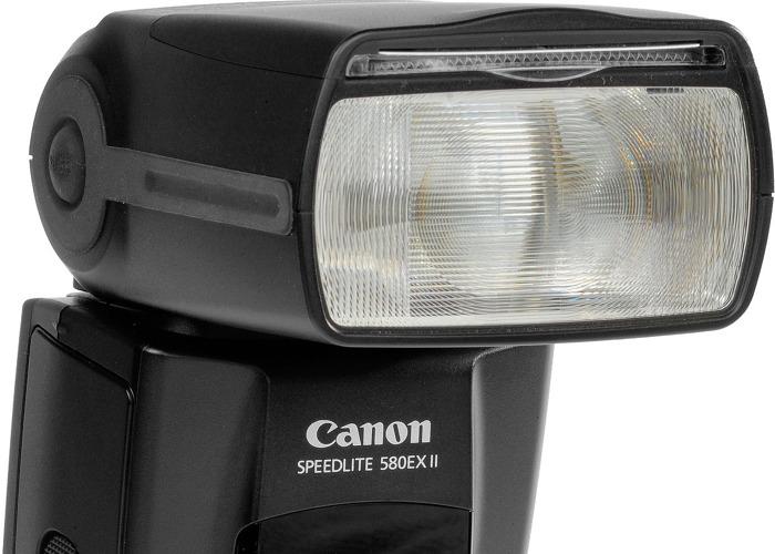 Canon Speedlite 580EX II - 1