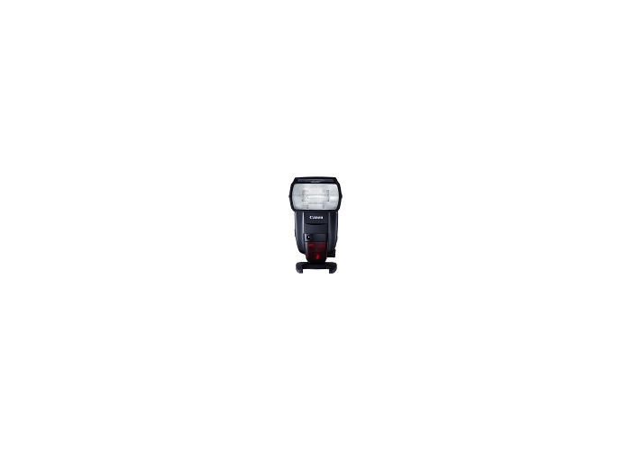 Canon Speedlite 600EX II-RT Flash - 1