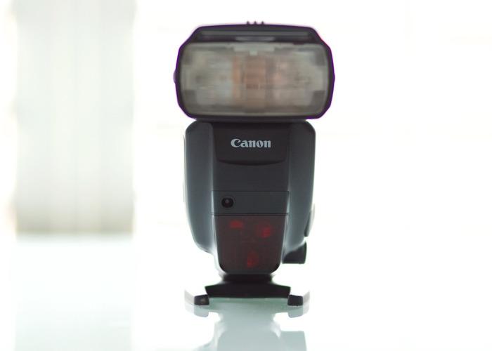 Canon Speedlite 600EX-RT - 1