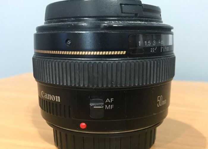 Canon T3i bundle with 2 lenses - 2