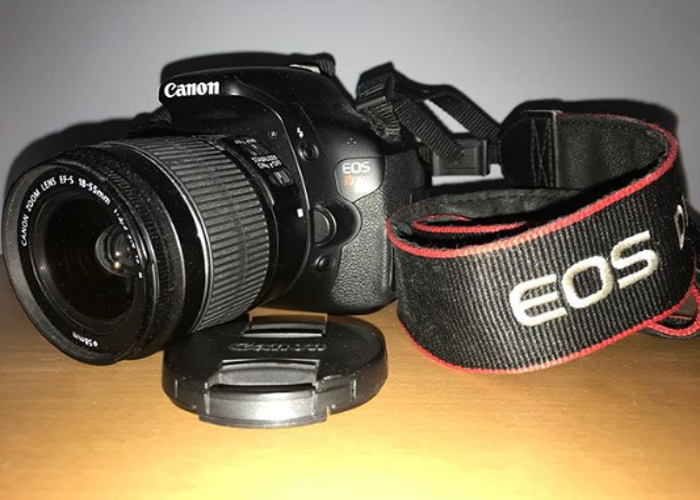 Canon T3i bundle with 2 lenses - 1