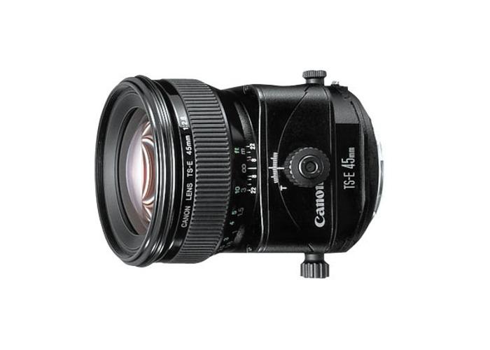 Canon Tilt & Shift 45mm 2.8 - 1
