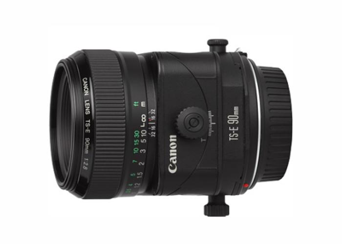 Canon Tilt & Shift 90mm - 1