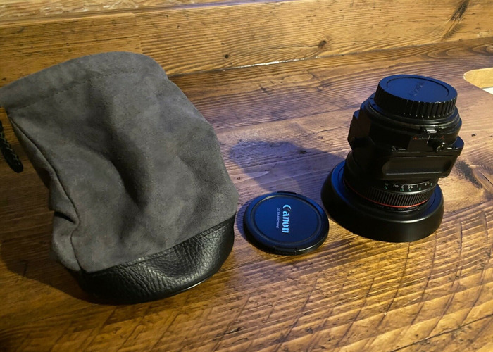 Canon TS-E 24mm f3.5 L Tilt and Shift lens - 2