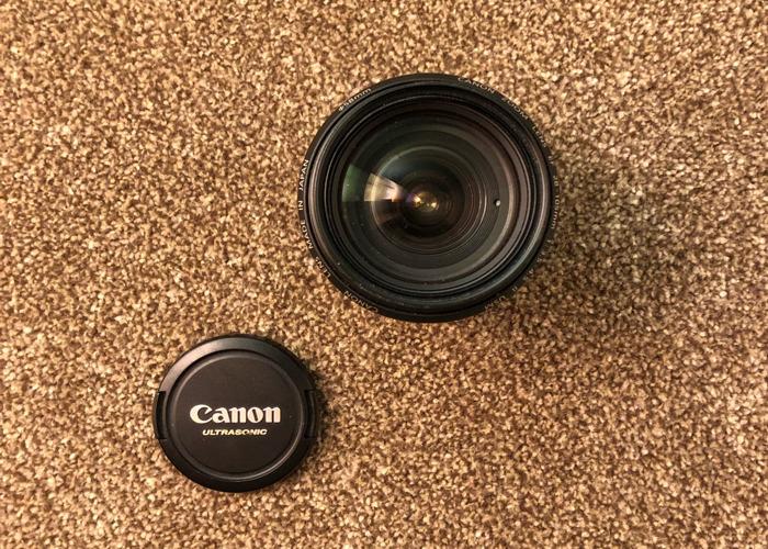 Canon Ultrasonic (28-105mm) Zoom Lens - 2