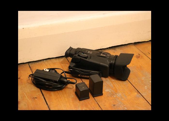 【Canon XA30  Camcorder】 - 1