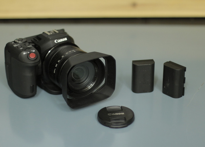 Immaculate Canon XC10 + Batteries + CFast Card + SD Card - 1