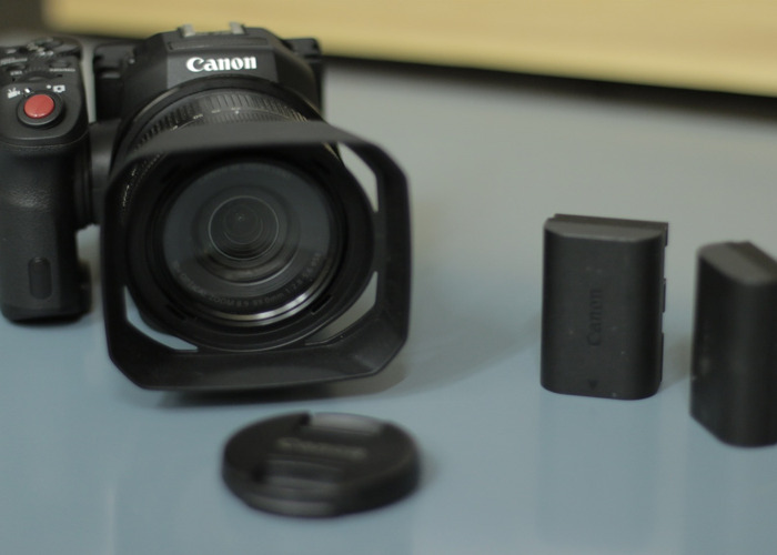 Immaculate Canon XC10 + Batteries + CFast Card + SD Card - 2