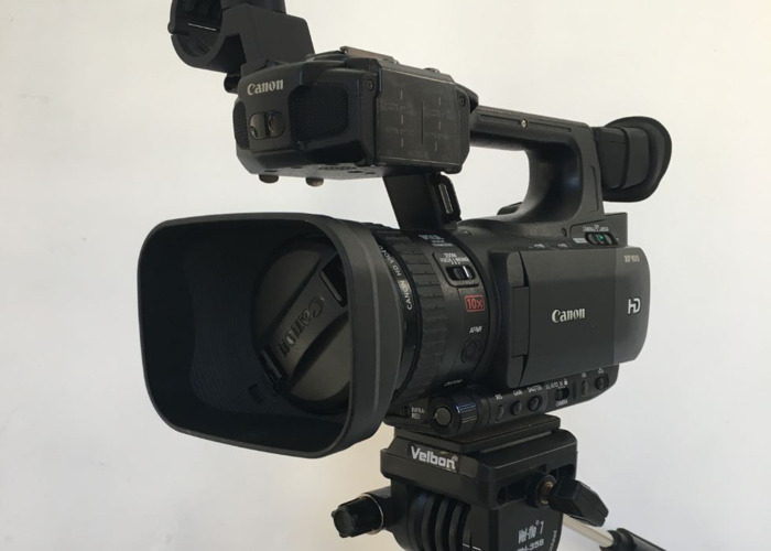 Canon XF100 Camera Package - 1