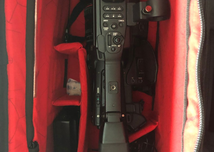 Canon XF305 Professional Camcorder - 2