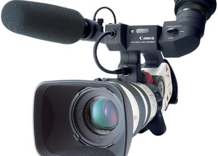 Canon XL1S mini DV camcorder - 2