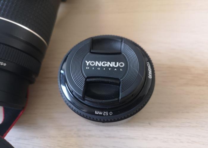 Canon Yongyuo 50mm Prime Lens - 2
