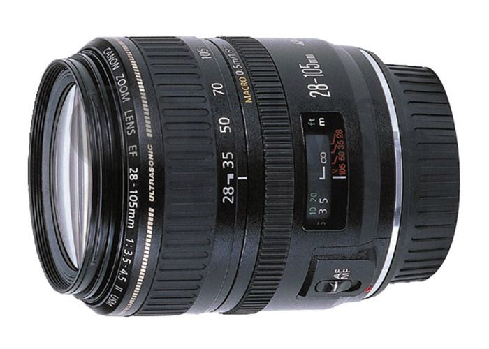 Canon Zoom Lens EF 28-105mm 1:3.5-4.5 (with Skylight Filter) - 2