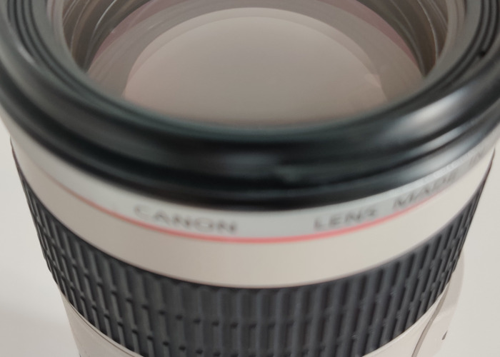Canon ZOOM Lens EF 70-200 mm 1:4 L IS - 2