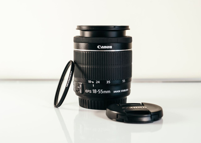 Canon Zoom Lens EF-S 18-55mm 1:3.5-5.6 IS STM - 2