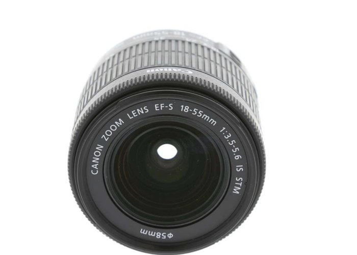 Canon Zoom Lens EF-S 18-55mm - 2