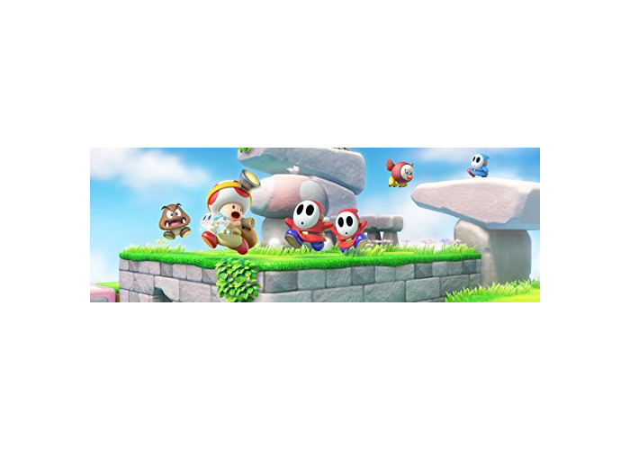 Captain Toad: Treasure Tracker (Nintendo 3DS) [video game] - 2
