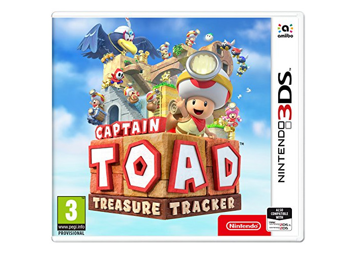 Captain Toad: Treasure Tracker (Nintendo 3DS) [video game] - 1