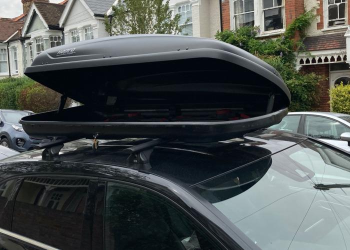 Car Roof Box - 1