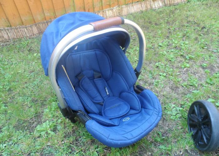 Car seat, blue navy  - 1
