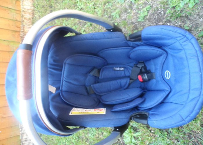 Car seat, blue navy  - 2