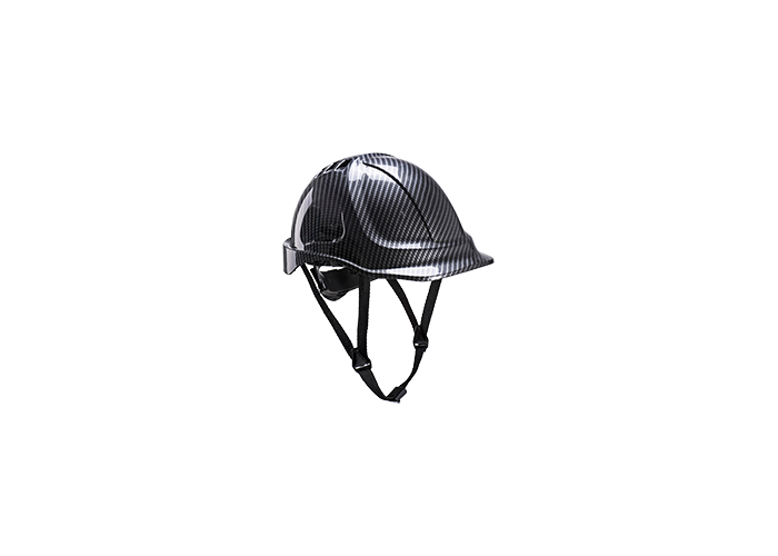 Carbon Look Helmet  Grey    R - 1