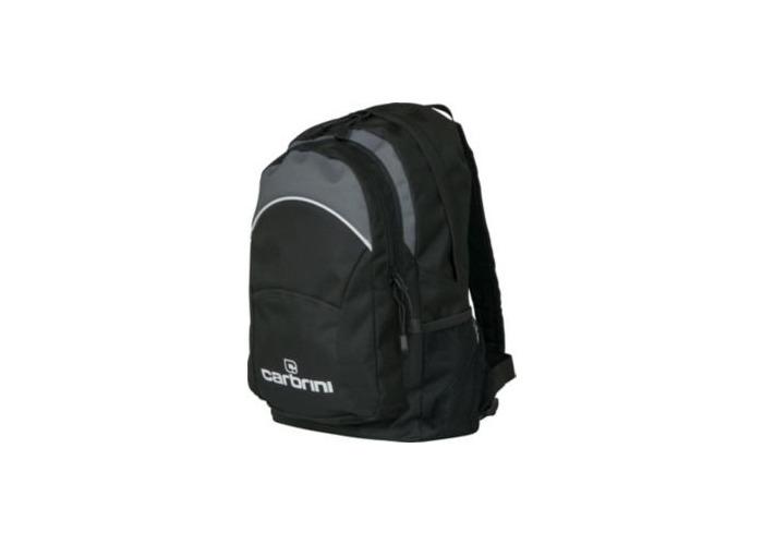 Carbrini Boys' Backpack - Black (991318600) - 2