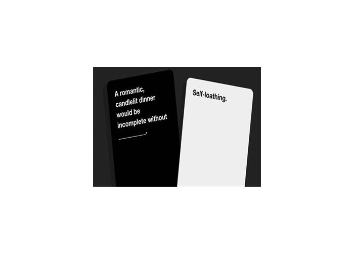 Cards against humanity - 1