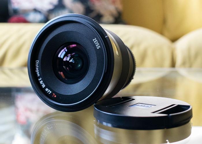Zeiss Batis 18mm f2.8 Lens - 1