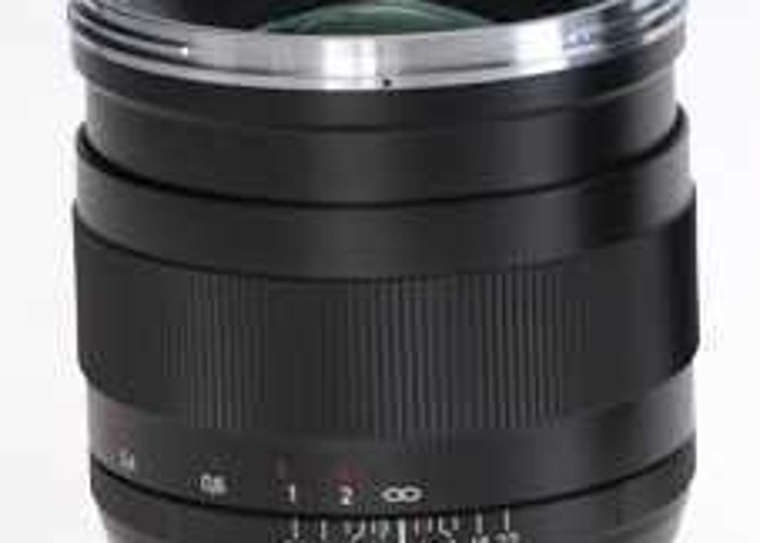 Carl Zeiss Distagon 25mm f2 Lens Canon ZE Fit - 1