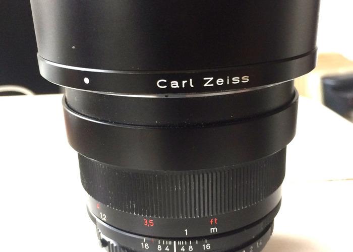 Rent CARL ZEISS LENSE FOR NIKON 85 mm F/ 1 4 VIDEO LENSES in London