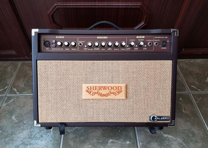 Carlsboro Sherwood 30r Acoustic Amplifier - 1