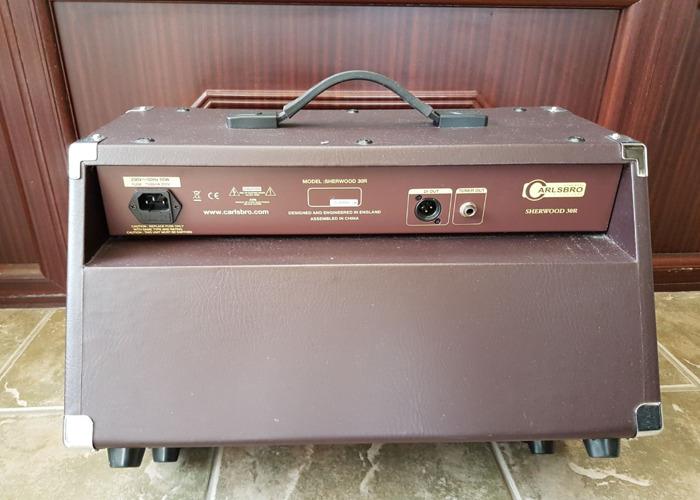 Carlsboro Sherwood 30r Acoustic Amplifier - 2