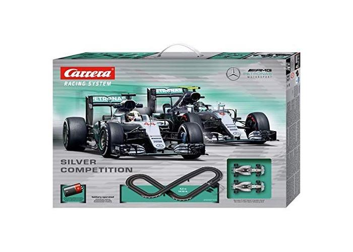 Carrera F1 Mercedes Track Set - 1