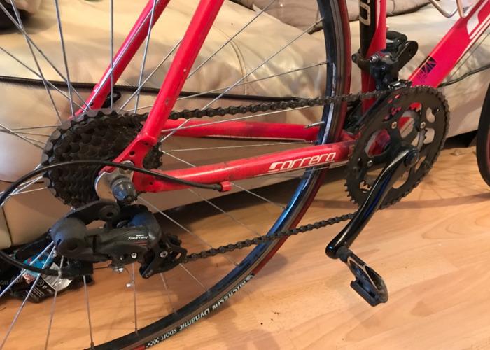 Carrera zelo men's bike  - 2