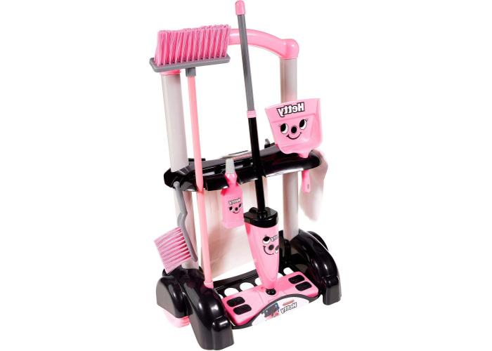 Casdon Hetty Cleaning Trolley - 2