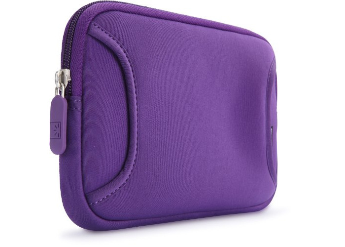 Case Logic LNEO7P Storage Sleeve for 7-Inch Tablet - Purple - 1