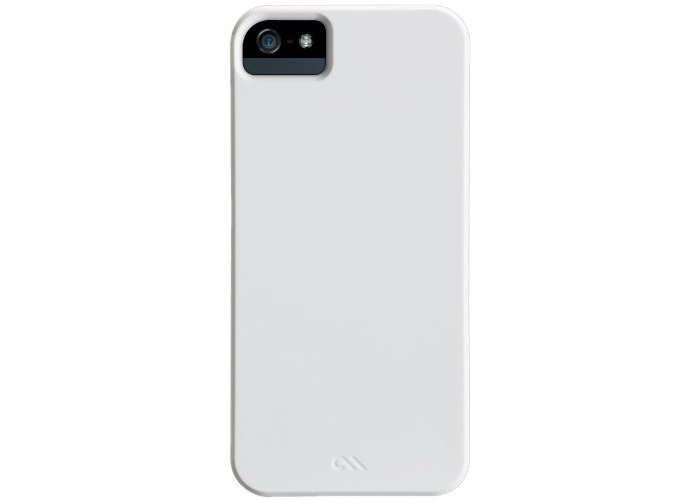 Case Mate Barely There Cases for Apple iPhone 5/5s/SE - White - 1