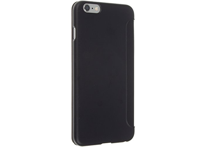Caseit Executive Slimline Folio Case Cover for iPhone 6 Plus/6S Plus 5.5 Inch - Black - 1