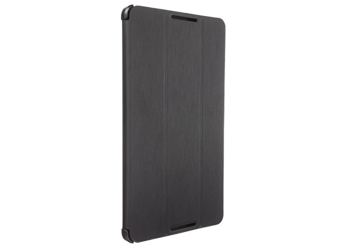 Caseit Tablet Folio Case/Cover and Screen Protector for Huawei Set-Eagle Black - 1