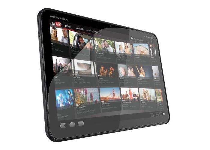 Case-Mate AF/AG Screen Protector for Motorola Xoom - 1
