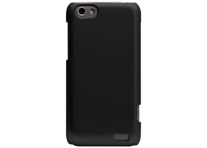 Case-Mate Barely There Case for HTC One V - Black - 1