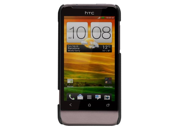Case-Mate Barely There Case for HTC One V - Black - 2