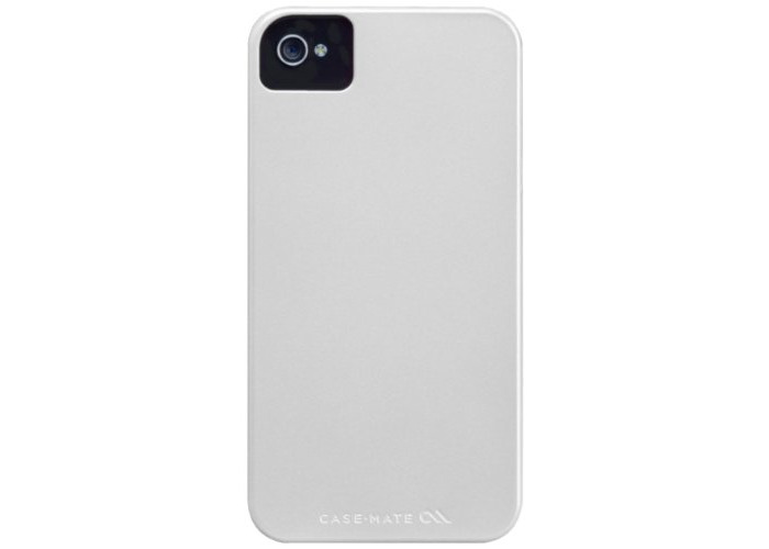 Case-Mate Barely There Case for iPhone 4/4S - Pearl White - 1