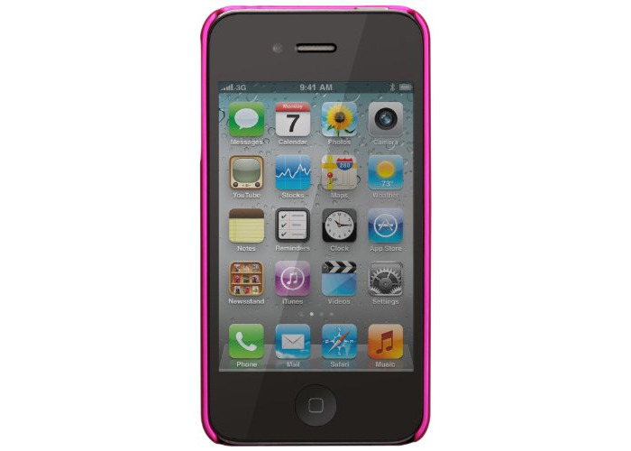 Case-Mate Barely There Case for iPhone 4/4S - Pink - 2