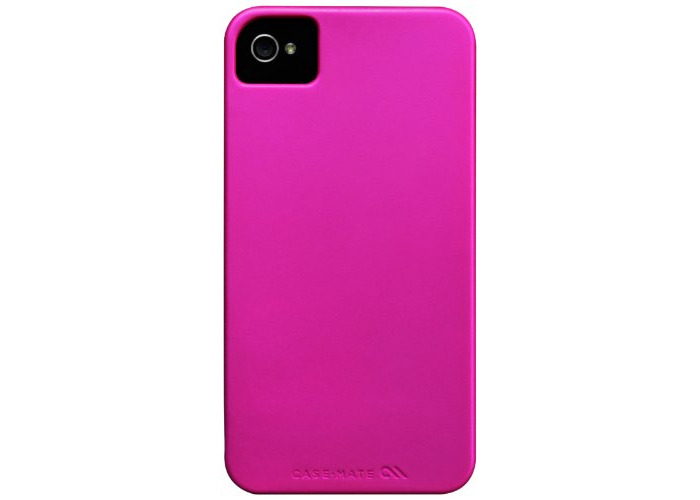 Case-Mate Barely There Case for iPhone 4/4S - Pink - 1