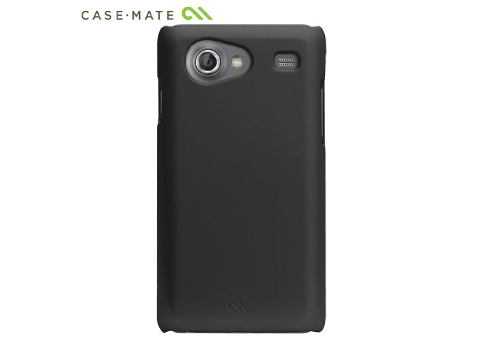 Case-Mate Barely There Case for Samsung Galaxy S Advance - Black - 1