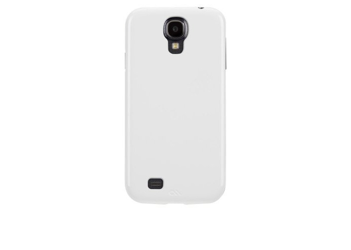 Case-Mate Barely There Case for Samsung Galaxy S4 White - 1