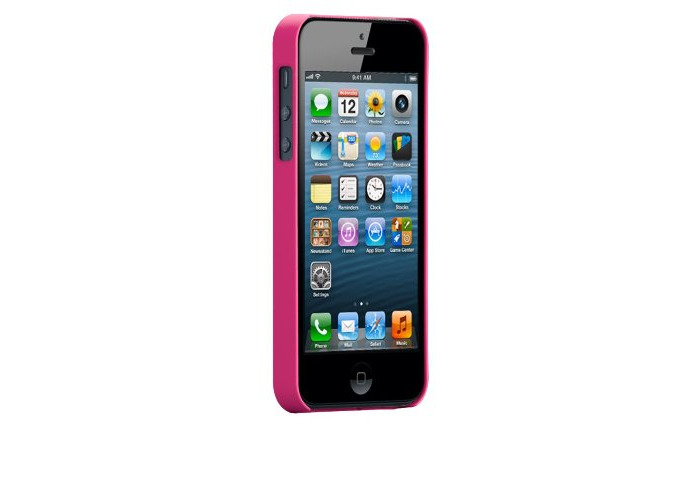 Case-Mate Barely There Cases for Apple iPhone 5 - Pink - 2
