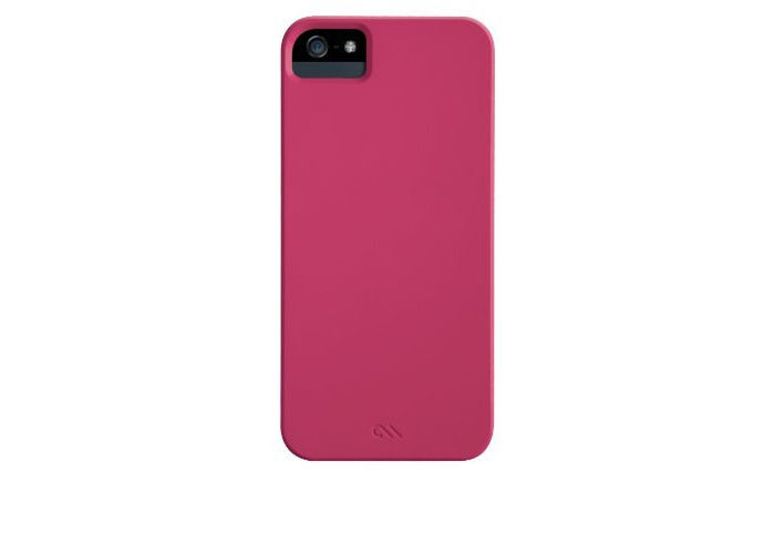 Case-Mate Barely There Cases for Apple iPhone 5 - Pink - 1